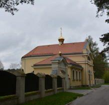 Turkowice-prawosławny żeński klasztor-cerkiew
