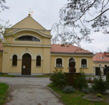 Turkowice-cerkiew i budynki żeńskiego klasztoru