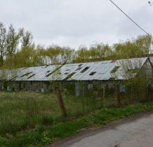 Turkowice-pozostałości po szkole rolniczej