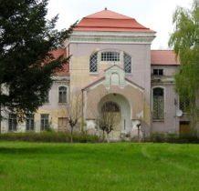 Turkowice-budynki monasteru