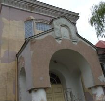 Turkowice-dawny monaster
