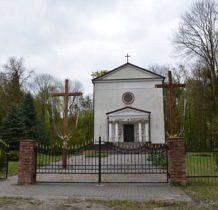 Turkowice-kościół z 1870 roku