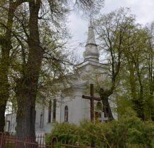 Sahryń-w 1875 roku cerkiew już prawosławna