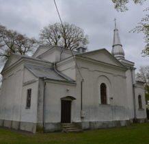 Sahryń-kościół