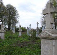 Husynne-cmentarz prawosławny-wcześniej greckokatolicki
