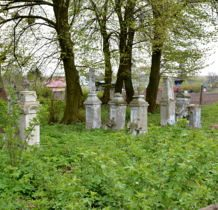 Husynne-zabytkowy cmentarz