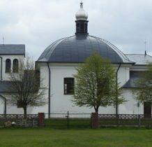 Modryń-cerkiew,obecnie kościół