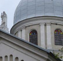 Szczepiatyn-obecnie kościół