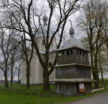 Szczepiatyn-dzwonnica z 1890roku