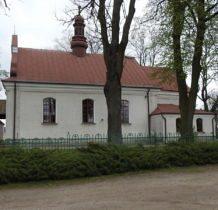 Mircze-kościół-dawna cerkiew unicka potem prawosławna z 1814 roku