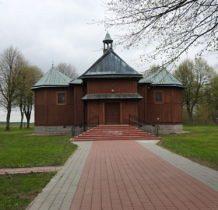 Żerniki-cerkiew z XIX wieku-obecnie kościół