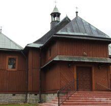 Żerniki-cerkiew przeniesiona z Turkowic