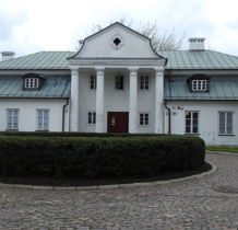 Hrubieszów-dwór Du Chateau-1791rok-obecnie Muzeum im.Stanisława Staszica