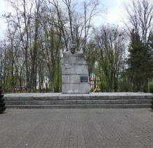 Hrubieszów-pomnik Bolesława Prusa