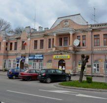 Hrubieszów-zabytkowe budynki