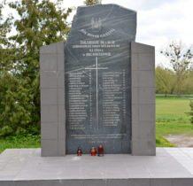 Hrubieszów-pomnik pamięci