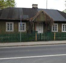Hrubieszów-w tym domu 1925 roku urodził się Wiktor Zin
