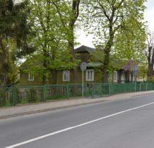 Hrubieszów-dom rodzinny Wiktora Zina