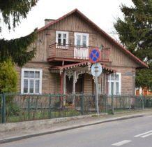 Hrubieszów-zabytkowy budynek