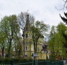 Hrubieszów-cerkiew prawosławna wybudowana w latach 1867-1875