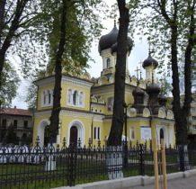 Hrubieszów-jedna z dwóch na świecie z 13 kopułami