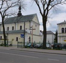 Hrubieszów-barokowy podominikański zespół klasztorny z lat 1736-1766