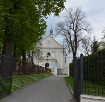 Hrubieszów-Sanktuarium Matki Bożej Sokalskiej,klasztor OO.Bernardynów
