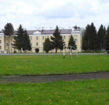 Hrubieszów-zabytkowy budynek szkoły