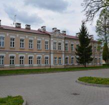 Hrubieszów-zabytkowe budynki(dawny garnizon?)