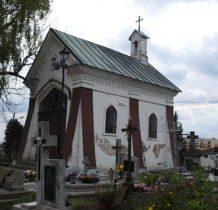 Hrubieszów-kaplica grobowa
