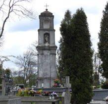 Hrubieszów-zabytkowe nagrobki