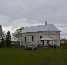 Posadów-cerkiew z XIXw