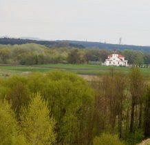 Królewski Kat-pałac w Czumowie widziany z wieży(kilka lat temu tam byliśmy)