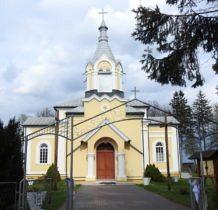 Czerniczyn-dawna cerkiew