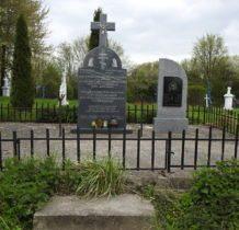 Weraeszyn-pomnik upamietniajacy mord na ukraińcach w 1944r