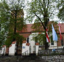Bolechowice-kościół-jego budowe rozpoczęto w 1393 roku