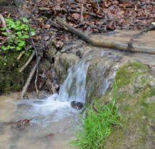 małe wodospady