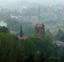 kosciół w Bolechowicach