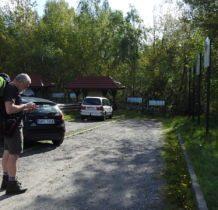 do doliny Kobylańskiej ruszamy z parkingu Skalny Raj