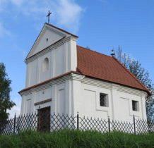 Kobylany-kaplica jest pozostałościa zespołu dworskiego z XVII wieku