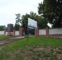 Moczydlnica Dworska-cmentarz poniemiecki  z 1804r