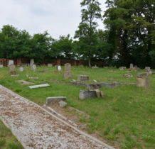 Moczydlnica Dworska-cmentarz poniemiecki po renowacji