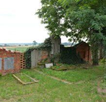 Moczydlnica Dworska-cmentarz