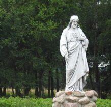 Moczydlnica Klasztorna-figura Jezusa