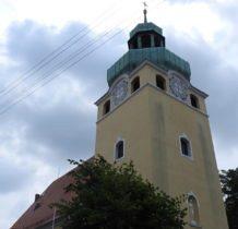 Moczydlnica Klasztorna-kościół-przebudowany w latach 1908-09