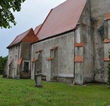 Dziewin-kościół