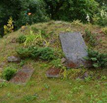 Dziewin-cmentarz przykościelny
