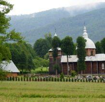 dawna łemkowska cerkiew greckokatolicka