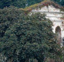 Biernacice- dwór w zieleni