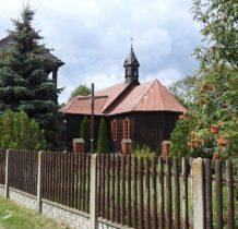 Brodnia- kościół z XVIII w